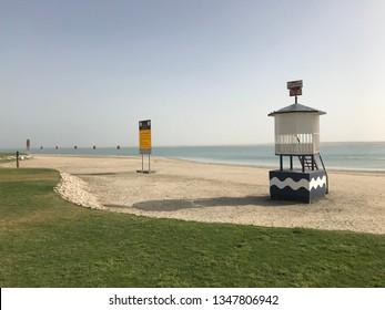Nakheel Beach, Al Jubail, Saudi Arabia, March 18, 2018