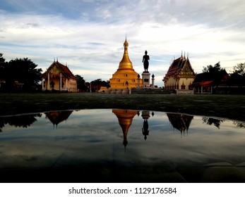 Nakhon Chum Temple in Kamphaeng Phet province, Thailand