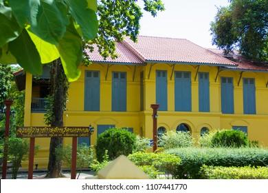 Nakhon Phanom, Thailand, May 29, 2018 : The governor of Nakhon Phanom, Museo Juan Pooh Wah Changwad,