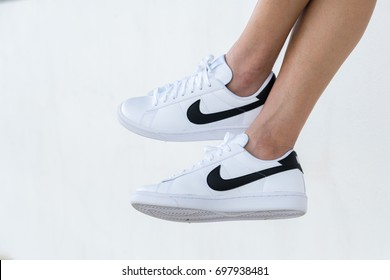 Nike Tennis Shoes High Res Stock Images | Shutterstock