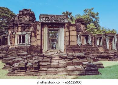 Nakhon Ratchasima, Thailand : Phimai sanctuary