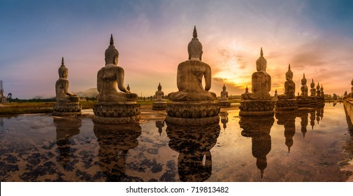 Nakhon Si Thammarat Thung Yai District Buddha statue,archaeological site,Buddhism,Thailand