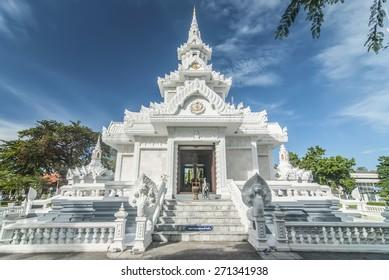 Nakhon Si Thammarat's City Pillar (Lak Muang)