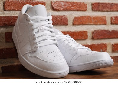 competitive price 778f7 95dd0 Air Jordan 1 Images, Stock Photos & Vectors   Shutterstock