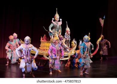 Thai Drama Images, Stock Photos & Vectors | Shutterstock