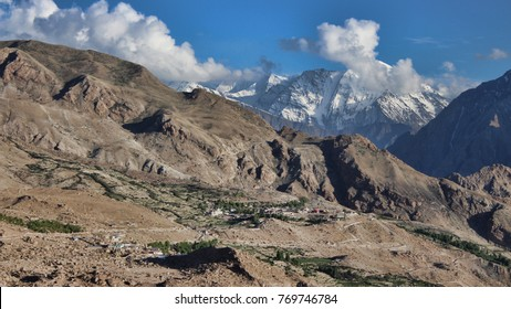 Nako is a small village in the Himalayas of northern India, located near the Indo-China border in the Kinnaur district in Himachal Pradesh.