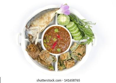 Nam Prik Kapi (English version below)