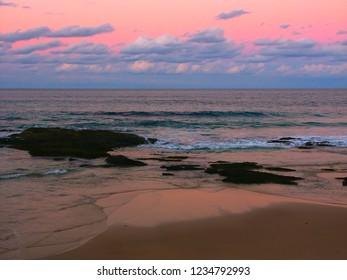Nambucca Heads in New South Wales Australia