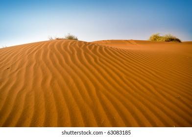Namib Desert Dunes, Sossusvlei, Namibia