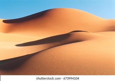 Namibia, Namib Desert, sand dunes
