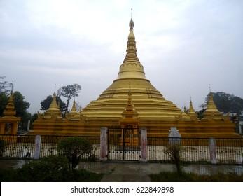Namsai Buddha Bihar, Arunachal Pradesh, India