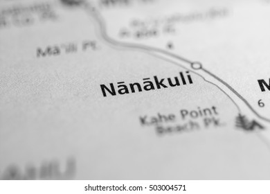 Nanakuli. Hawaii. USA