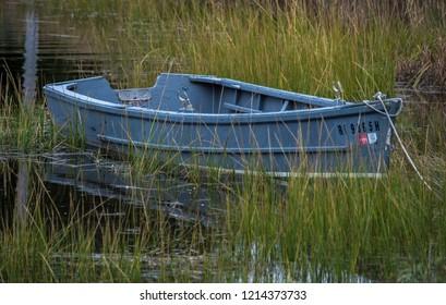 Nanaquaket Pond Skiff