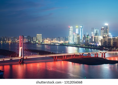 Nanchang, Jiangxi river views