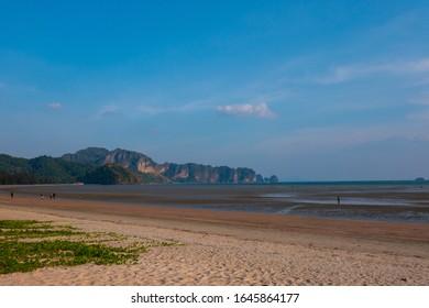 Nang Kam Beach, Don Sak District, Surat Thani Province, Thailand