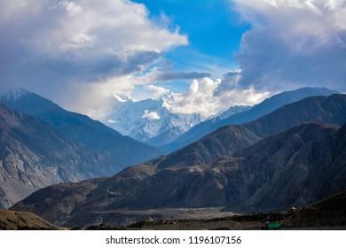 Nanga Parbat Ninth highest mountain in the world