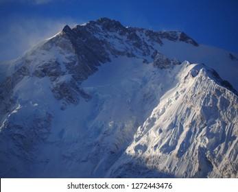 Nanga Parbat peak, Northern of Pakistan