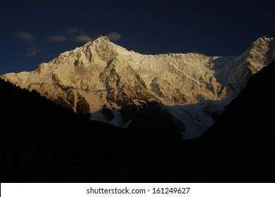Nanga Parbat south face