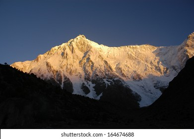 Nanga Parbat from the south face