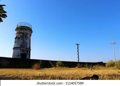 Nani Daman Fort India