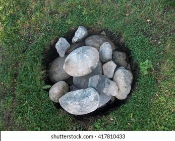 Nanny stone