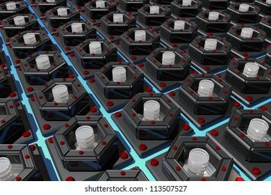 Nano - the symmetry and coal Nanotechnology - the future and hope