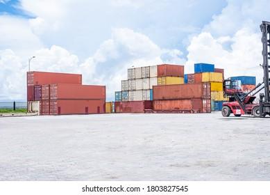 Nansha Container Terminal, Guangzhou Port, China