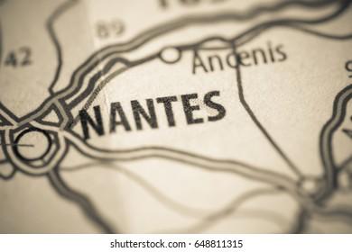 Nantes. France
