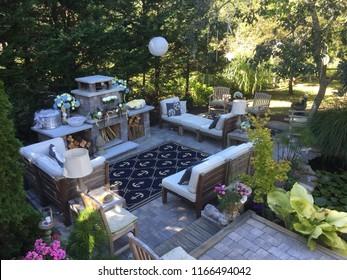 Nantucket Backyard Wedding Location