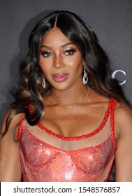 Naomi Campbell at the 2019 LACMA Art + Film Gala Presented By Gucci held at the LACMA in Los Angeles, USA on November 2, 2019.