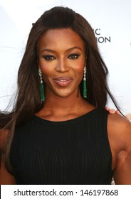 Naomi Campbell at the Novak Djokovic Foundation Event held at the Roundhouse, Camden, London. 08/07/2013
