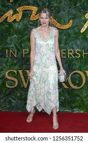 Naomi Watts arrives at The Fashion Awards 2018 at the Royal Albert Hall on December 10, 2018 in London, England.