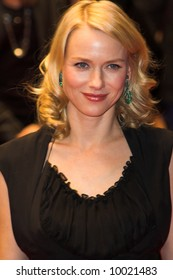 Naomi Watts at the London Film Festival premiere of Funny Games in London