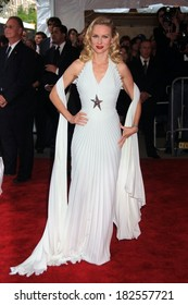 Naomi Watts, in a Thierry Mugler gown and Fred Leighton jewelry, at Superheroes Fashion and Fantasy Gala, Metropolitan Museum of Art Costume Institute, New York, May 05, 2008