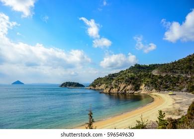 Naoshima island, Shikoku Japan