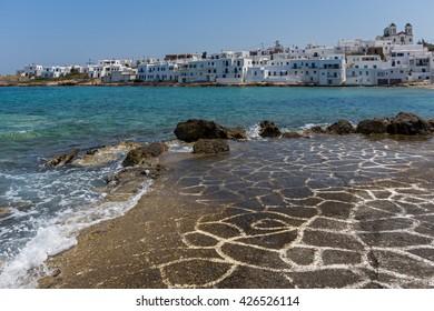 Naoussa town, Paros island, Cyclades