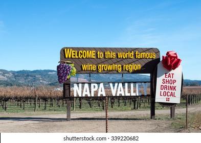 napa valley, Napa County,tourism of usa