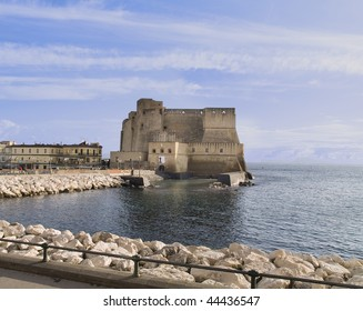 Naples, historic city located south of Italy.