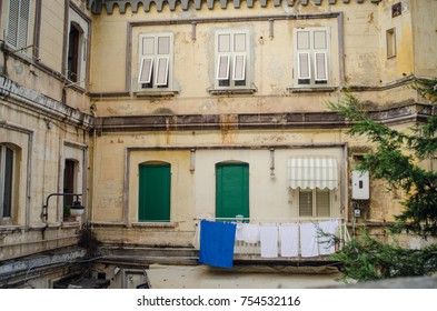 Naples traditional house