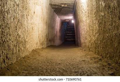 Naples Underground. The underground city spreads below the entire old town