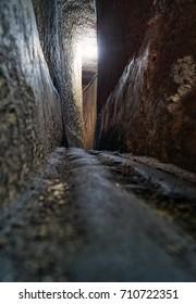 Naples Underground. The underground city spreads below the entire old town