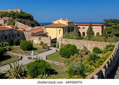 Napoleon's Residence, Elba, Italy