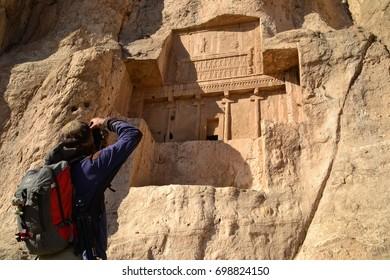 Naqsh-e Rustam in Iran
