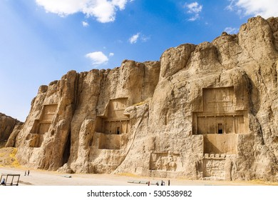 Naqsh-i Rustam, Persepolis, Shiraz, Iran