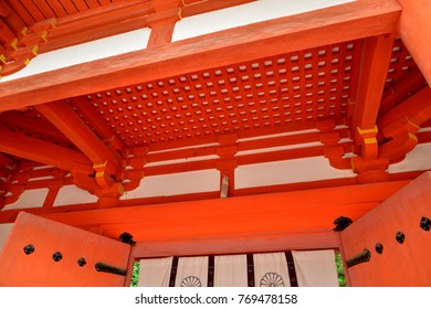 Nara, Japan - july 31 2017 : the Kasuga Taisha
