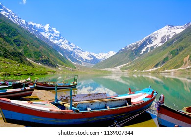 Naran Kaghan valley of Pakistan nature of Pakistan Boats in Pakistan Lake saif ul Muluk saif ul Malook  saif ul Malok Cold areas of Pakistan lake in Pakisnta world best Lake