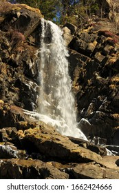 Nardis waterfalls, Adamello-Brenta Natural Park, Italy