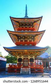 """Narita-san ( """"Narita mountain"""") Shinshō-ji is a Shingon Buddhist temple located in central Narita, Chiba, Japan."""