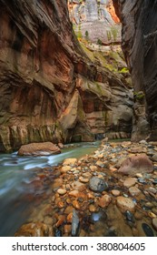 Narrows, Zion National Park, USA