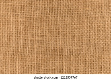 Narural jute burlap texture background